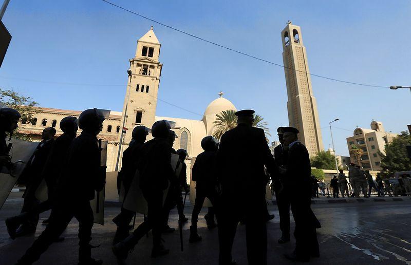 """Mohamed Abd El Ghany (""""Reuters"""" / """"Scanpix"""") nuotr."""