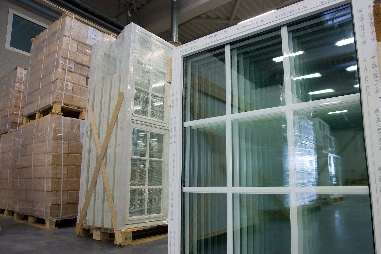 Iš Lenkijos vežė langus bei duris, nuslėpė 1 mln. Eur mokesčių