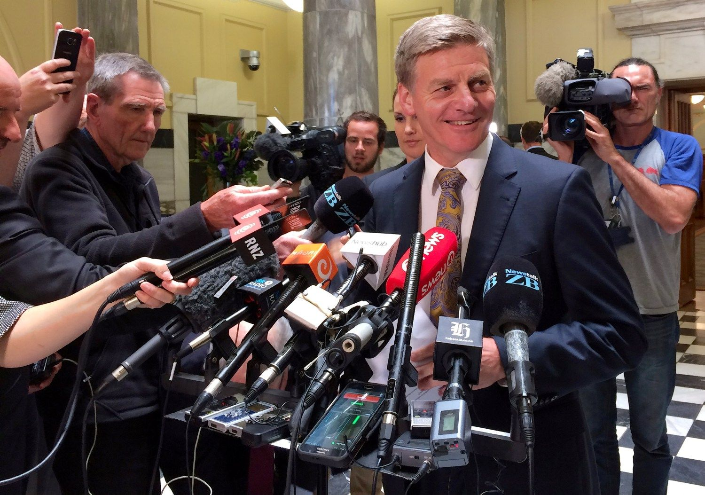 Naujosios Zelandijos premjeru tapo Billas Englishas