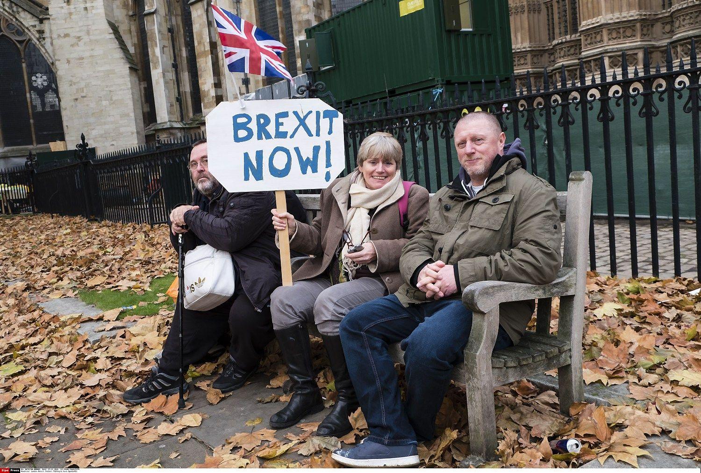 """""""Brexit"""" planus jaukia teisiniai procesai"""