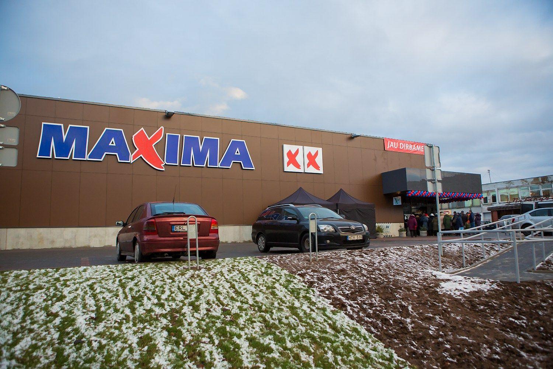 """Į """"Maximos"""" atnaujinimą Klaipėdoje investavo 2,5 mln. Eur"""