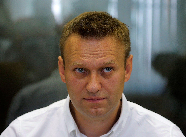 Navalnas kandidatuos į Rusijos prezidentus