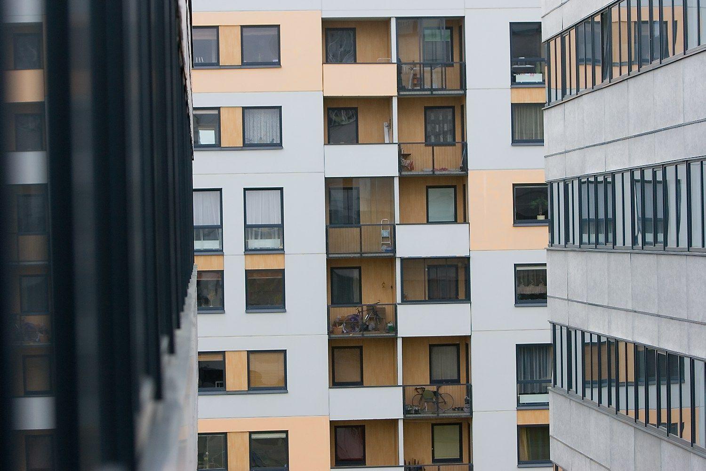 Lapkritį butai Vilniuje buvo 6,5% brangesni nei prieš metus