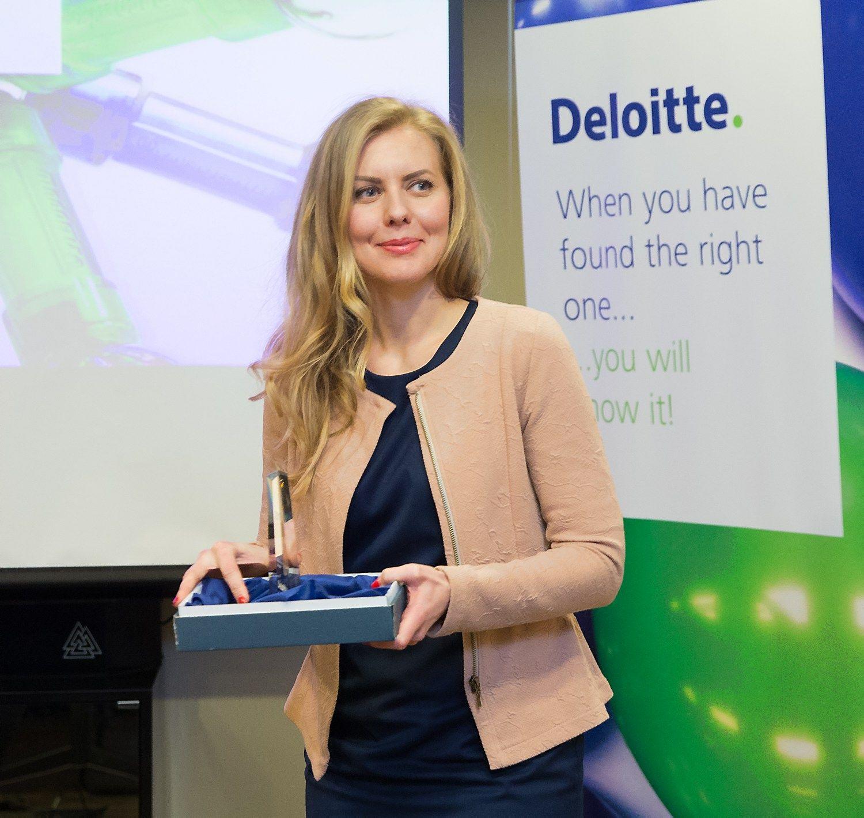 Lietuvos bendrovė– tarp 500 sparčiausiai augančių EMEA regione