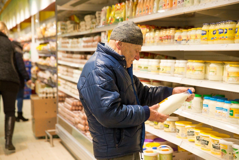 Įsigalioja nauji reikalavimai maisto produktų ženklinimui