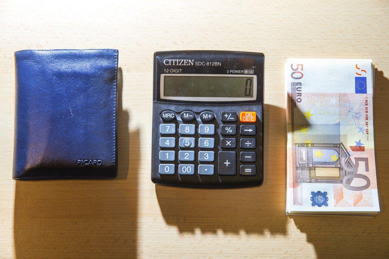 650 Eur alga: mokesčiai Lietuvoje, Latvijoje ir Estijoje