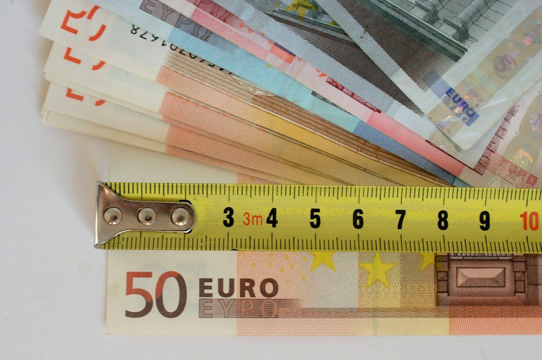 Šešėlis Lietuvoje iš tikrųjų yra gerokai mažesnis