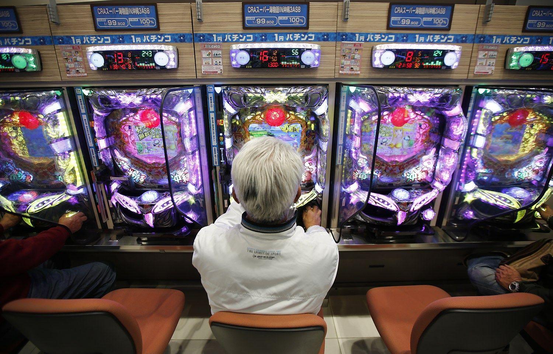 Nepaisant neigiamos visuomenės nuomonės, Japonija legalizavo kazino