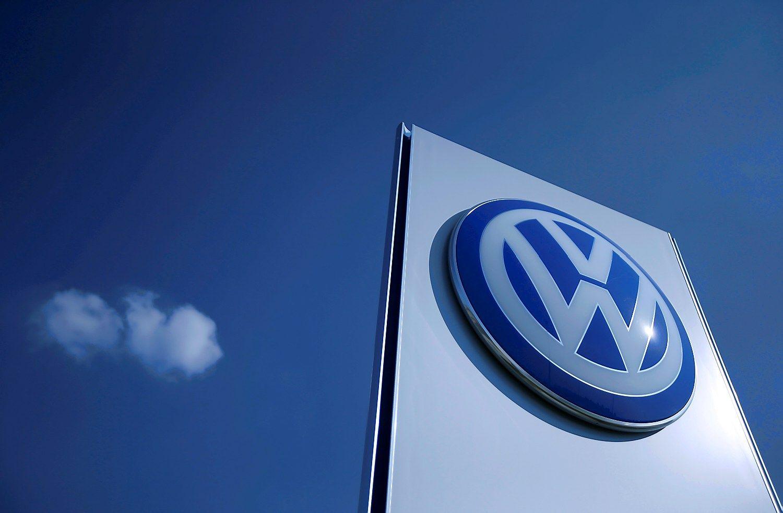 """""""Volkswagen"""" rodo atsigavimo požymius"""