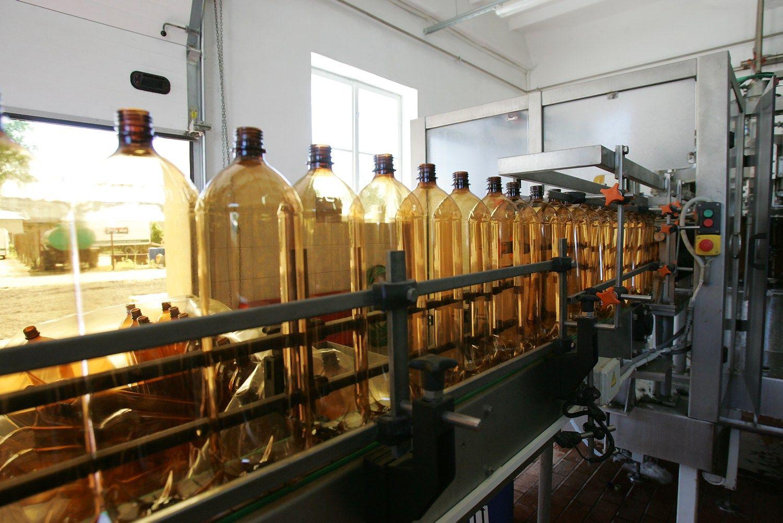 Biržų aludariui – įtarimai nesąžiningai realizavus 300.000 litrų alaus