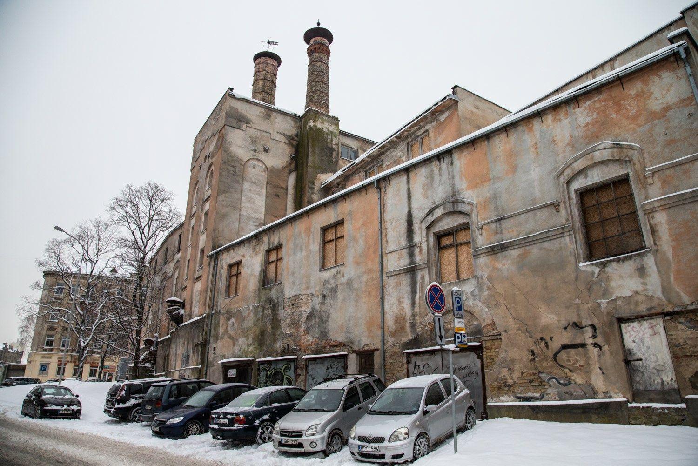 """""""Vilniaus Tauro"""" alaus daryklos teritorija keisis: pradeda nuo daugiabučių"""