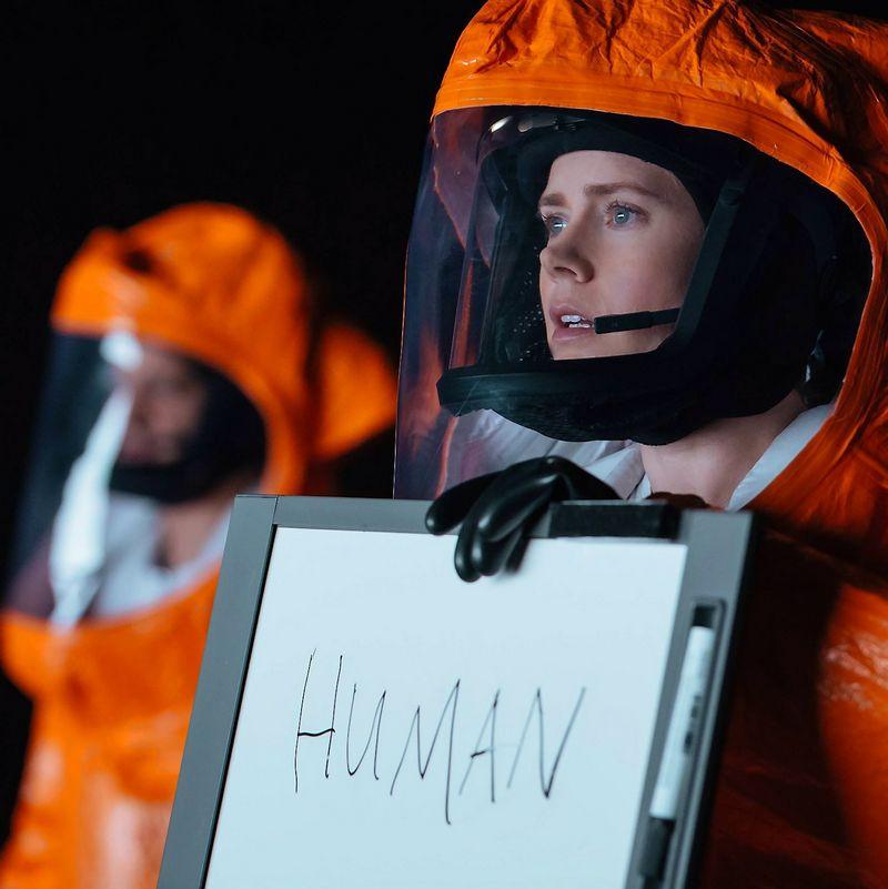 Profesionaliai sukurta dviejų valandų trukmės humanitarinių mokslų reklama. https://www.facebook.com/arrivalmovie nuotr.