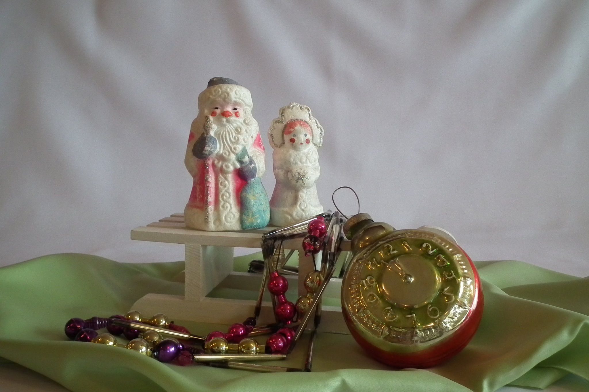 Eglutės žaisliukų muziejus Miežiškiuose