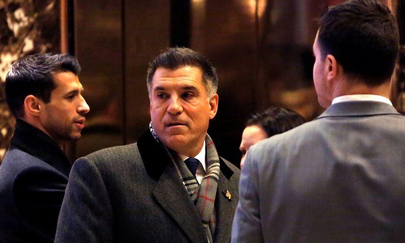 """Vincentas Viola, verslininkas, veteranas. """"Reuters"""" / """"Scanpix"""" nuotr."""