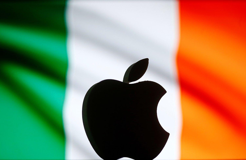 """""""Apple"""" ir Airija stoja į kovą su Europos Komisija"""