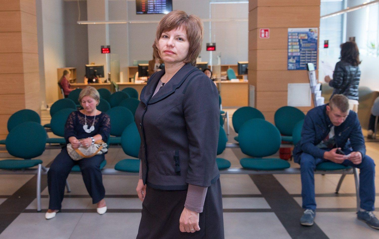 Vilniaus AVMI vadovaus Edita Glumbakienė
