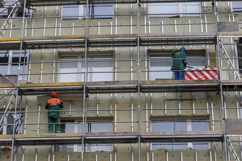 """""""Swedbank"""": butas nuomai Vilniuje generuoja 6%"""