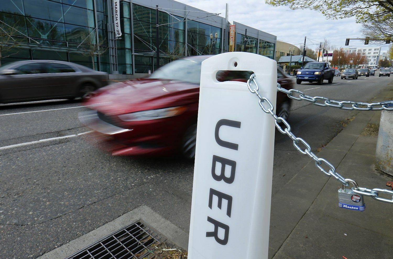 """""""Uber"""" nuostoliai – 2,2 mlrd. USD"""