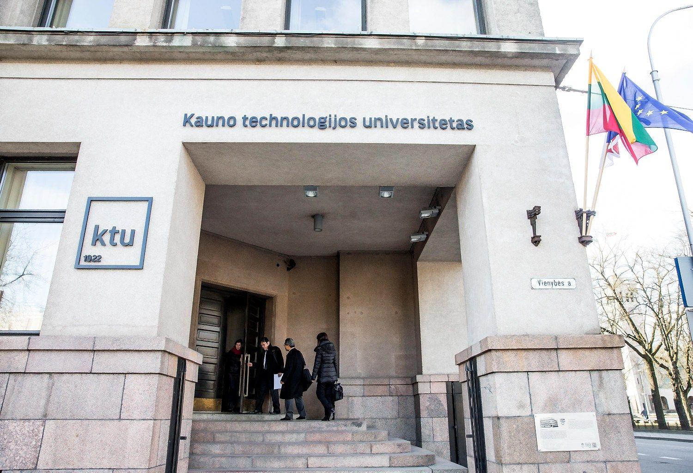 Vyriausybės paprašyta parengti universitetų jungimo planą