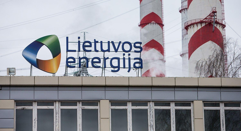 """""""Lietuvos energijos gamybą"""" kaltina tyčia sužlugdžius aukcioną"""