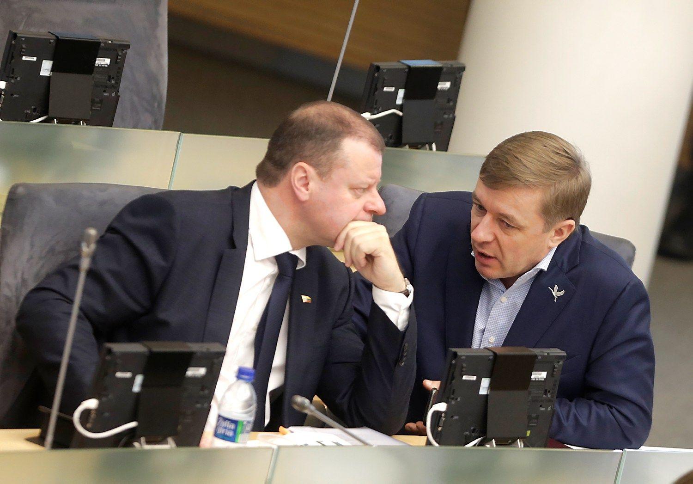 Pirmasis Seimo antausis Vyriausybei: pratęsta PVM lengvata šildymui