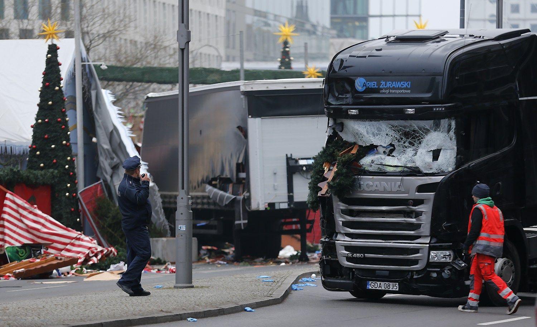 Berlyneį laisvę paleistas vyras, kuris buvo įtariamas teroristinio išpuolio surengimu
