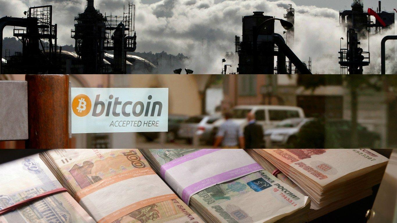 Geriausios 2016-ųjų investicijos: bitkoinas, rublis, nafta