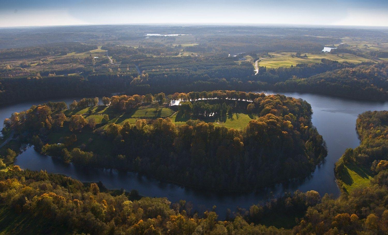 Lankomiausi saugomų teritorijų objektai Lietuvoje