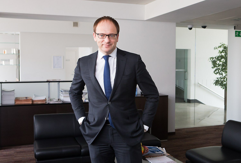 Jonas Iržikevičius vadovaus SEB Baltijos šalių finansams
