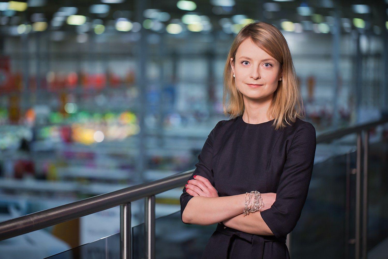 """Renata Dantė, """"Maximos LT"""" komunikacijos vadovė. Bendrovės nuotr."""