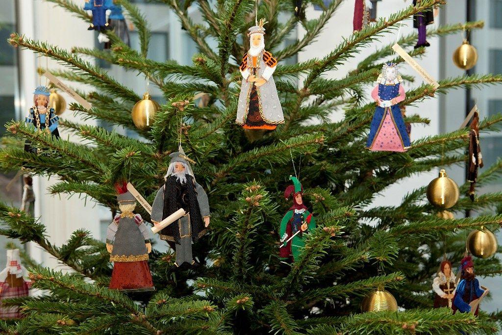 Kalėdinių žaisliukų paroda – ir Kaune