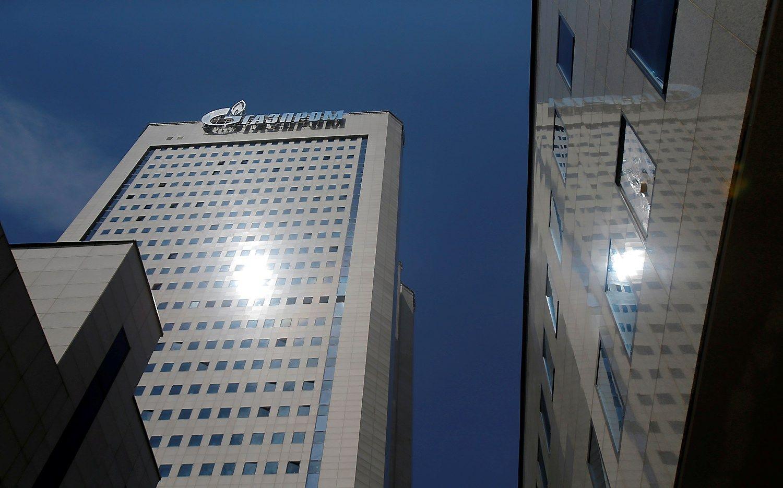 """Teismas skirtos 35,65 mln. Eur baudos """"Gazprom"""" nepanaikino"""