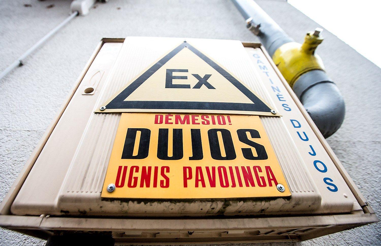 ESO dujofikuos gyvenvietę prie Kauno: didžiausias projektas per dešimtmetį