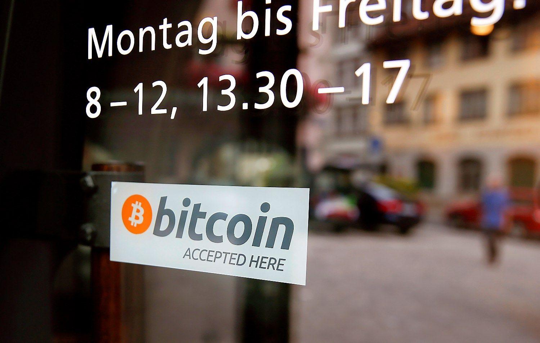 Bitkoinų vertėšoka į 3metų aukštumas