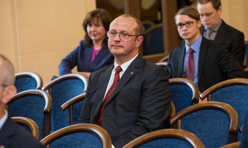 Ričardas Malinauskas. Vladimiro Ivanovo (VŽ) nuotr.