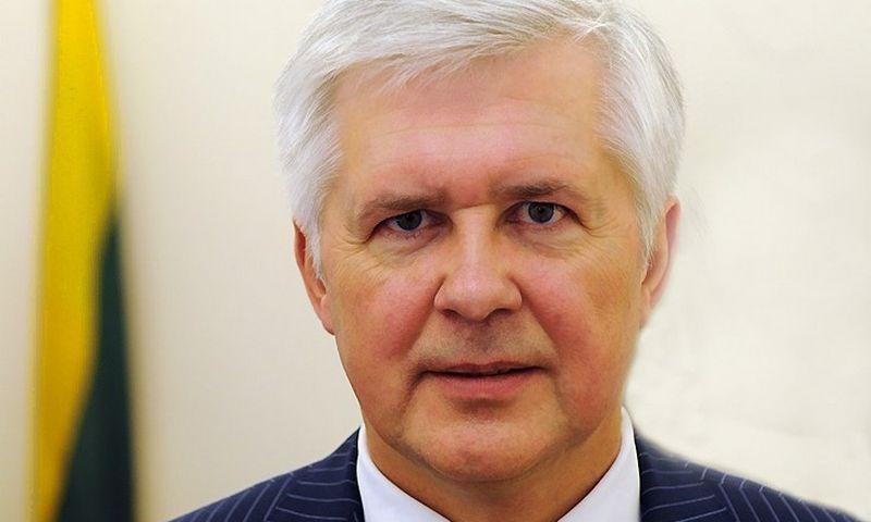 Vytautas Umbrasas, krašto apsaugos viceministras. Alfredo Pliadžio (KAM) nuotr.
