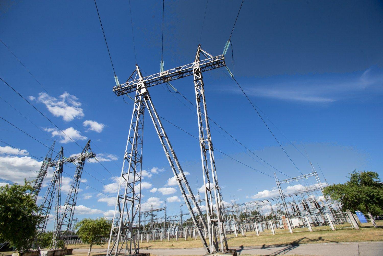 Pakoregavo ESO elektros kainą 2017 m.