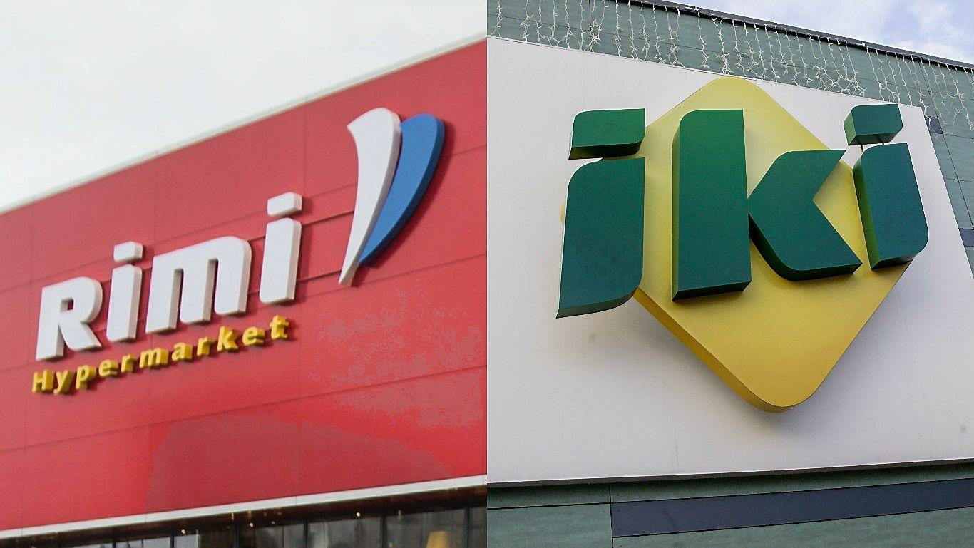 """""""Rimi"""" perka """"Iki"""": sandorio vertė – 213 mln. Eur"""