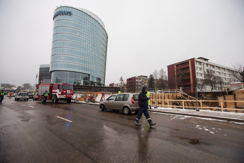 Nuotekų avarija Vilniuje likviduota