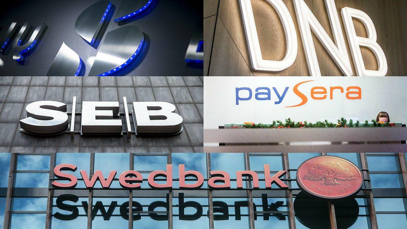 VŽ lygina bankinių paslaugų krepšelių kainas