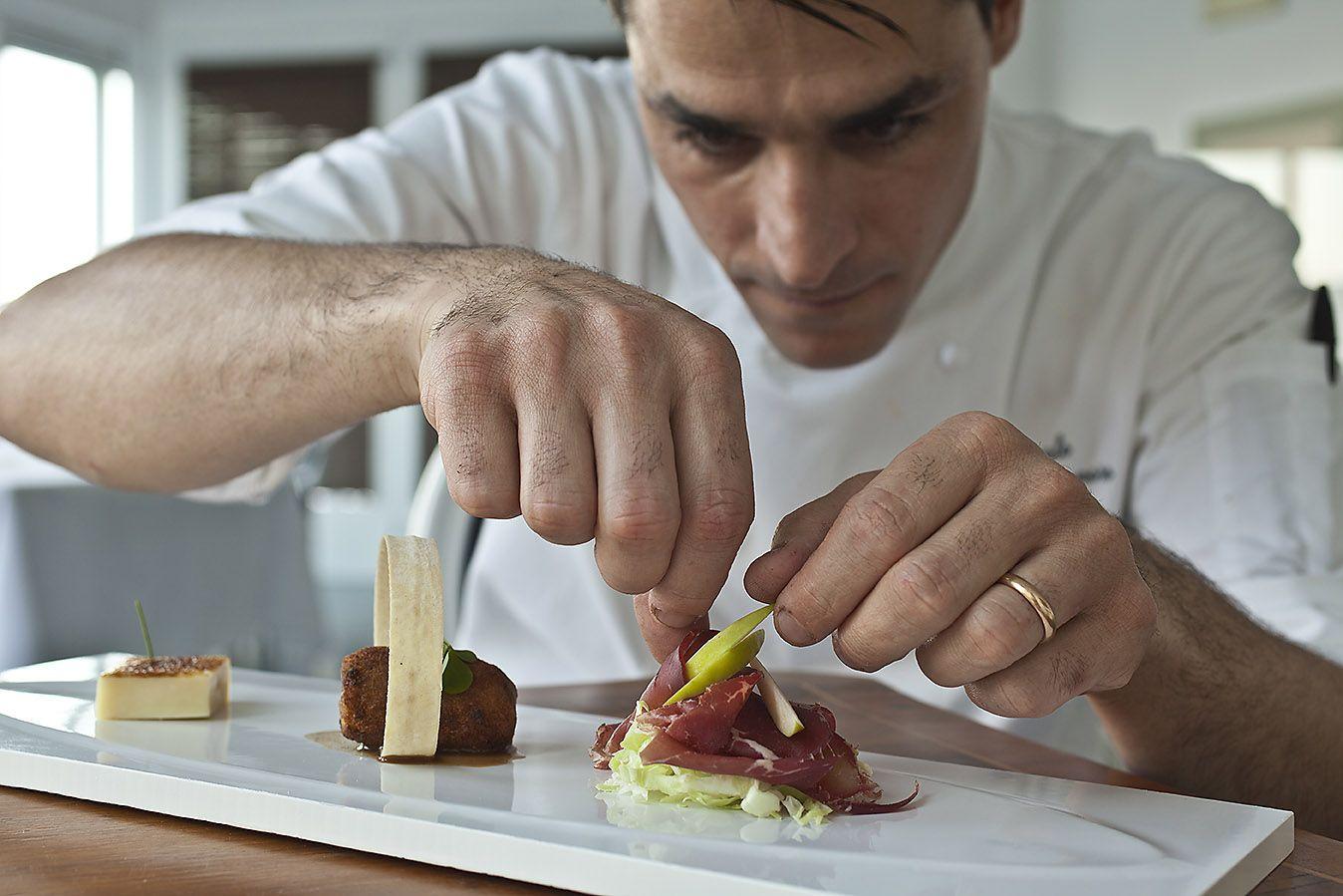 Virtuvės šefas iš Italijos: kas yra sėkmingas restorano požymis