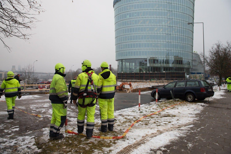 Ekstremalią situaciją Vilniuje atšauks trečiadienį