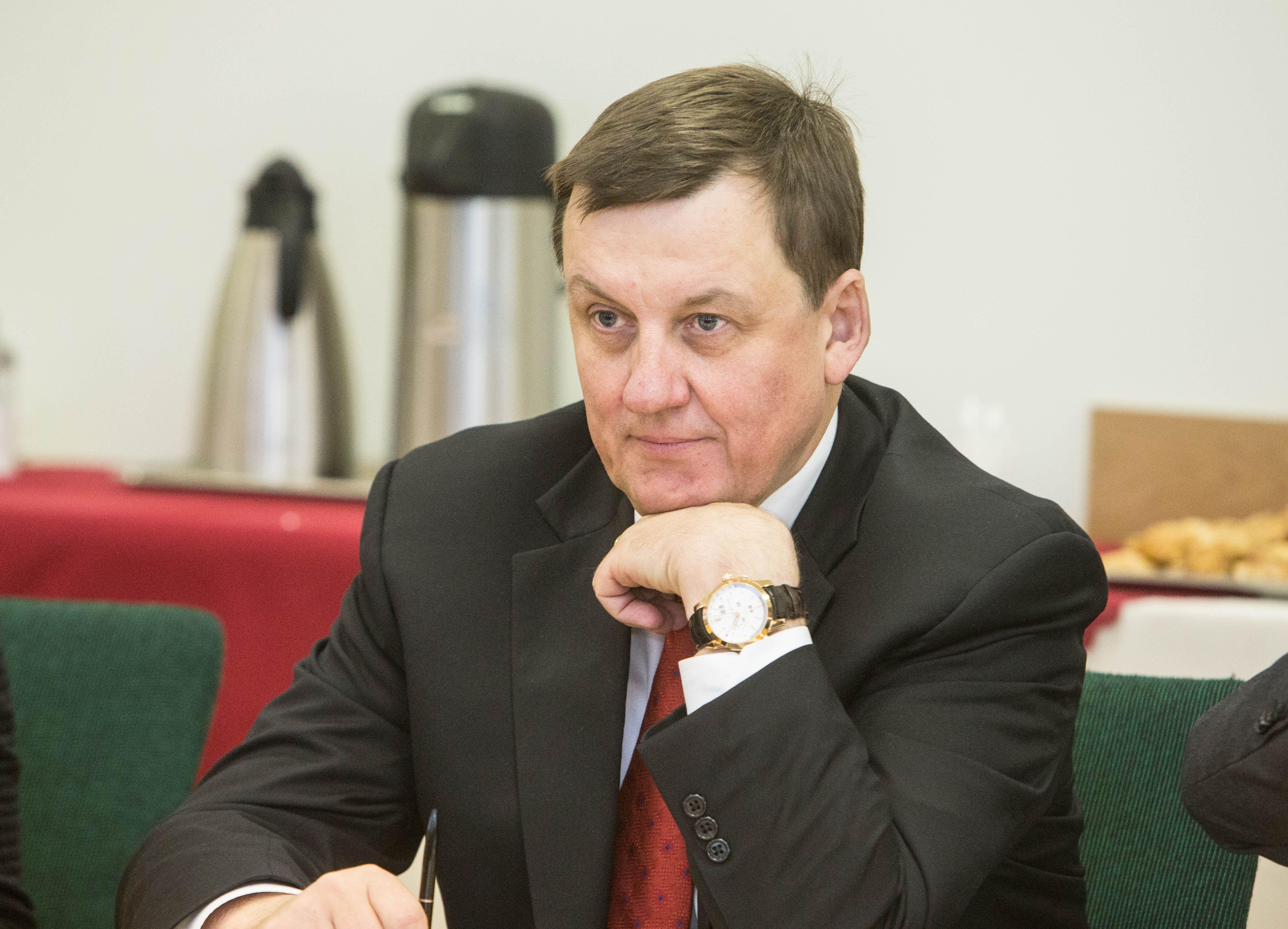 Valiūnas: Lietuvos įsigijimų rinką veikia ir Rusijos faktorius