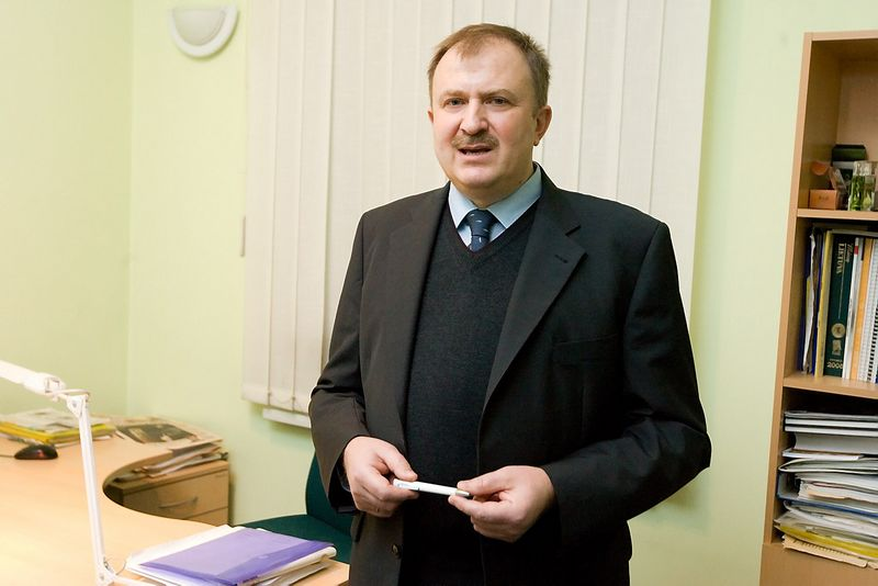 Artūras Bakšinskas, Lietuvos gyvybės draudimo įmonių asociacijos prezidentas. Vladimiro Ivanovo (VŽ) nuotr.