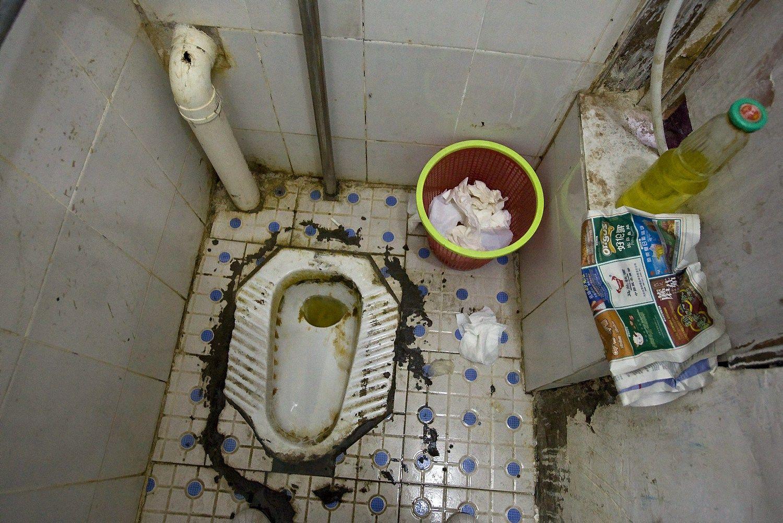 """Kad paskatintų turizmą, Kinija planuoja """"tualetų revoliuciją"""""""