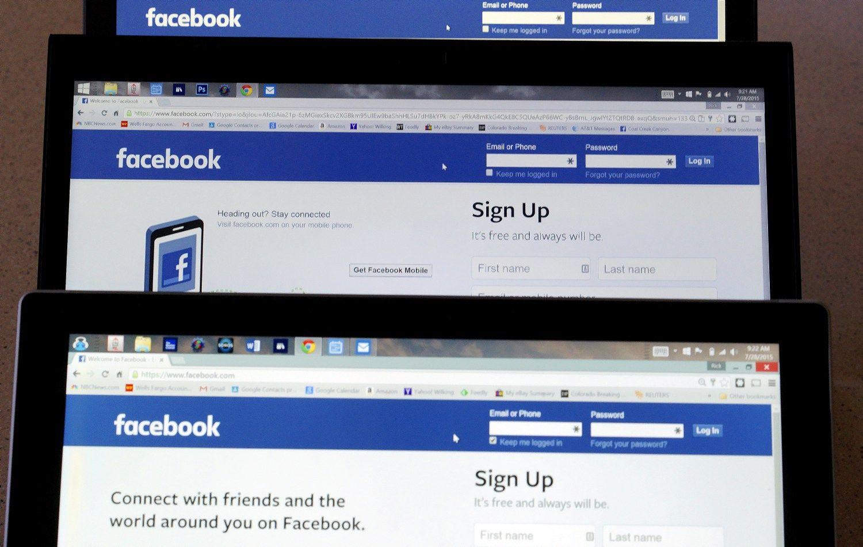 """Vokietija nori bausti """"Facebook"""" už netikras naujienas"""