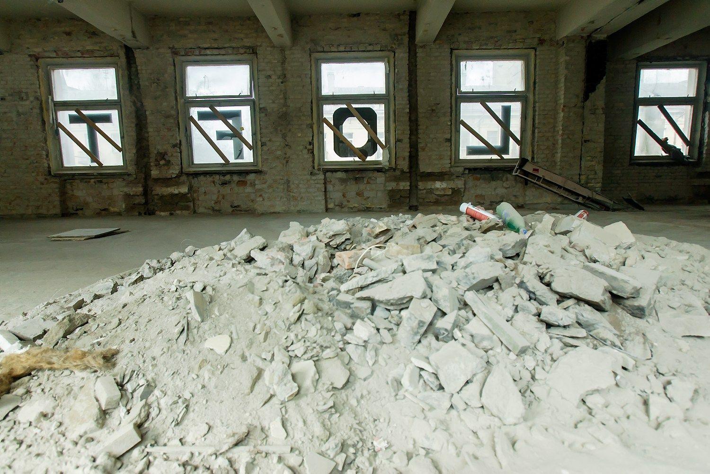 Už aplinkosaugos pažeidimus statybų bendrovei – 150.640 Eur bauda
