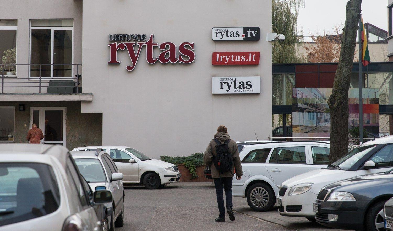 """""""Lietuvos ryto"""" portalas pašalino straipsnius apie Lietuvos banką"""