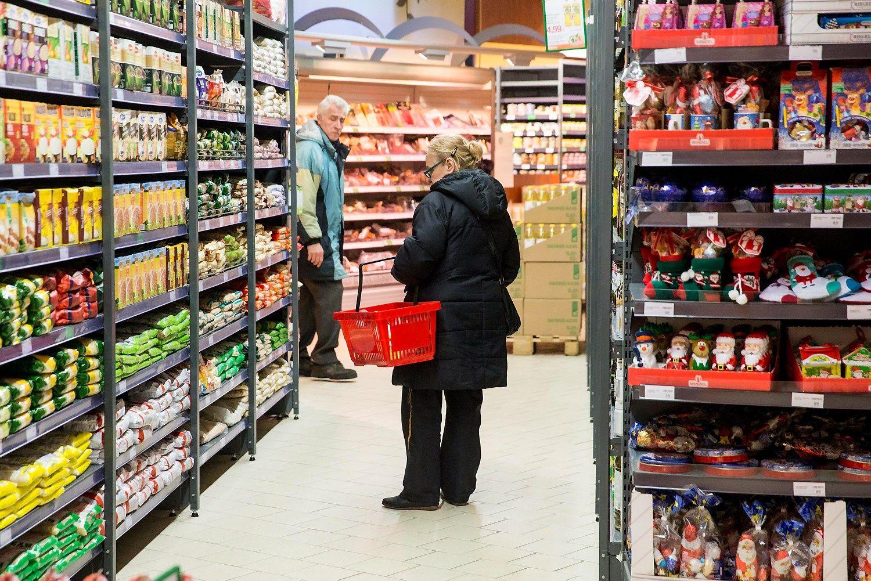 Verslo optimizmas sumažėjo, bet kainų keisti nežada