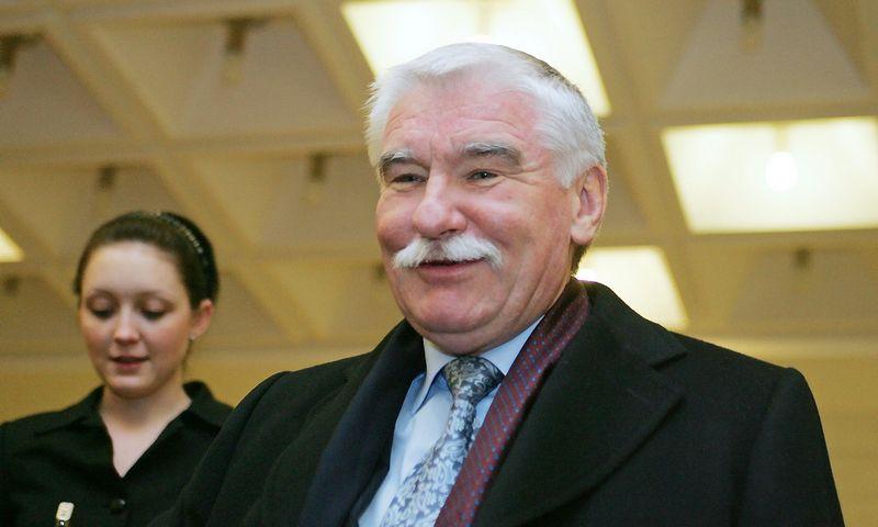 """Algirdas Pažemeckas, pagrindinis AB """"Žemaitijos pienas"""" akcininkas. Redo Vilimo (BFL) nuotr."""